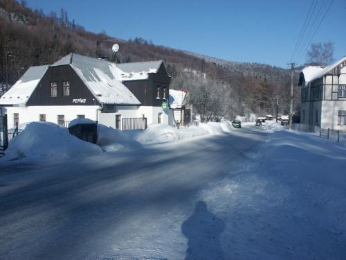 Zima vLudvíkově