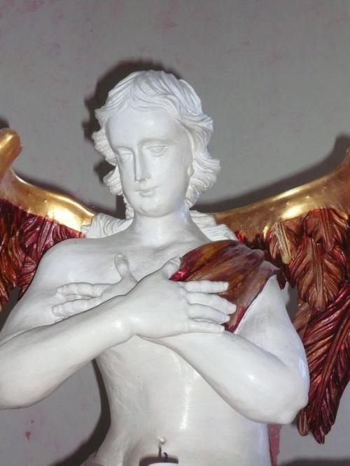 Plastika anděla